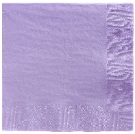 Big Party Pack Lavender Luncheon Napkins, 125ct