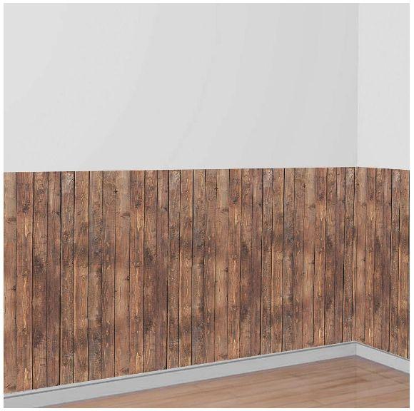 Wood Scene Setter® Room Roll, 40ft