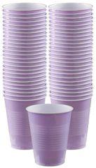Big Party Pack Lavender Plastic Cups, 16 oz - 50ct