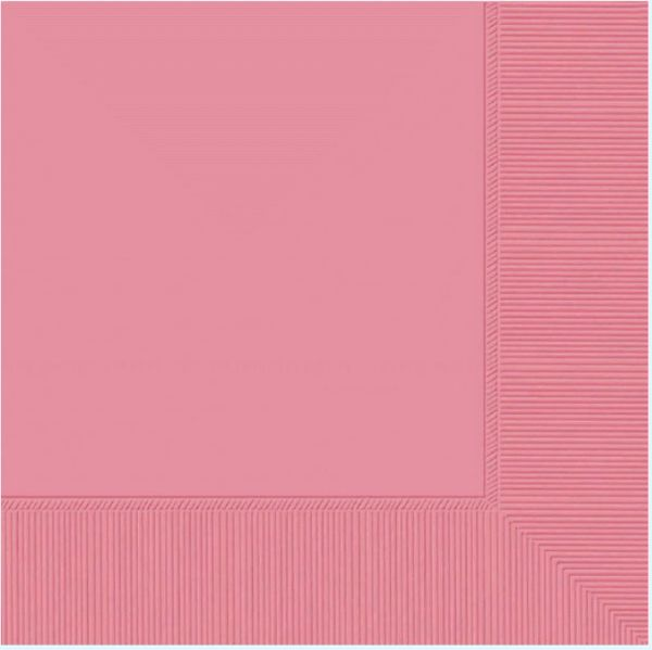 Pretty Pink 3-Ply Dinner Napkins, 20ct