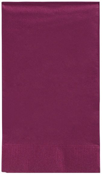 Berry 3-Ply Guest Towels, 16ct