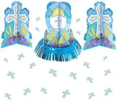 Boy's Communion Table Decorating Kit, 23pc