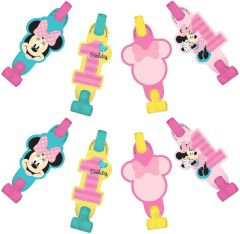 ©Disney Minnie's Fun To Be One Blowouts, 8ct