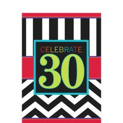 30th Celebration Table Cover