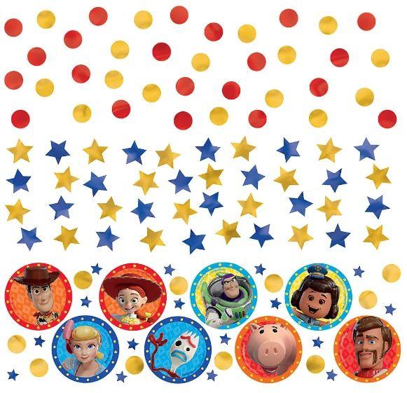 ©Disney/Pixar Toy Story 4 Confetti, 1.2oz