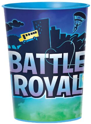 Battle Royal Favor Cup