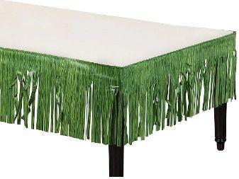 Luau Table Fringe, 50ft