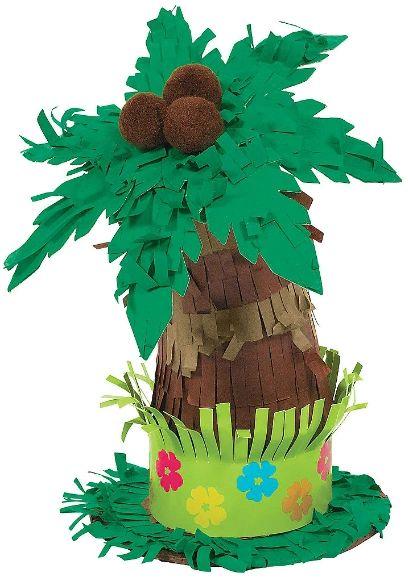 Palm Tree Pinata Decoration