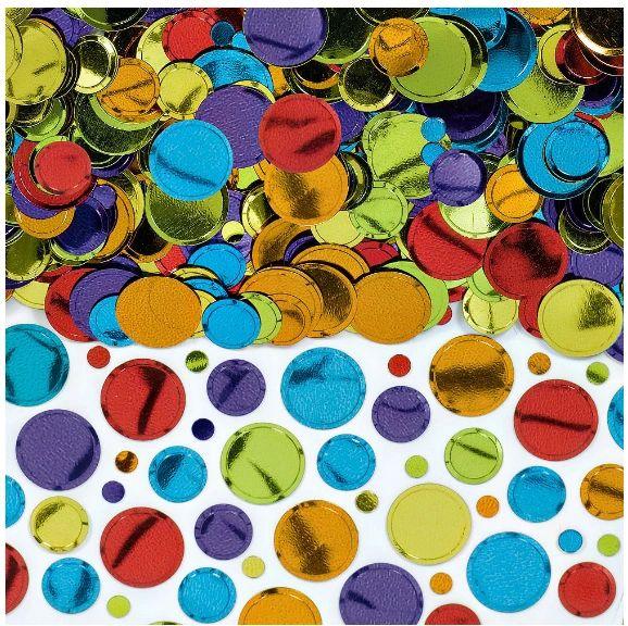 Circle Confetti - Multi
