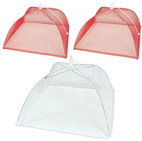 Picnic Party Food Cover, 3ct