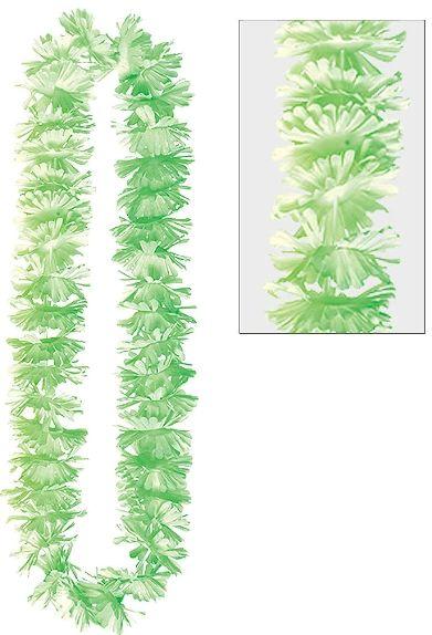Green Summer Breeze Flower Lei