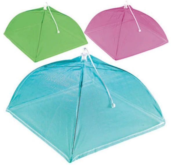 Summer Brights Food Covers, 3ct