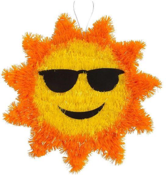 Sun Tinsel Shape
