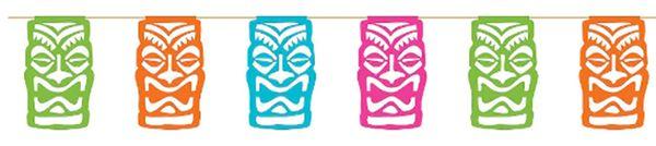 Tiki Flag Banner, 12ft