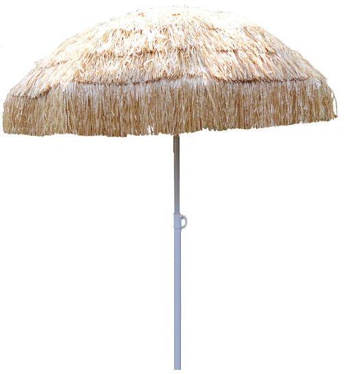 Large Thatch Palapa Umbrella