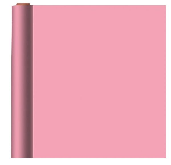 Solid Pink Gift Wrap