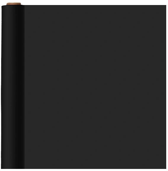 Black Gift Wrap