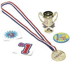 Mini Prize Packs, 12ct