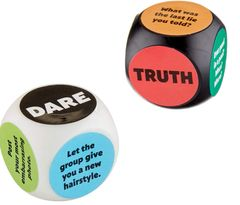 Dice Game - Truth Or Dare
