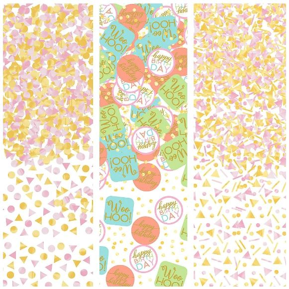 Confetti Fun Value Pack Confetti