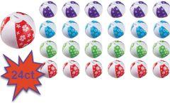Inflatable Beach Balls, 24ct
