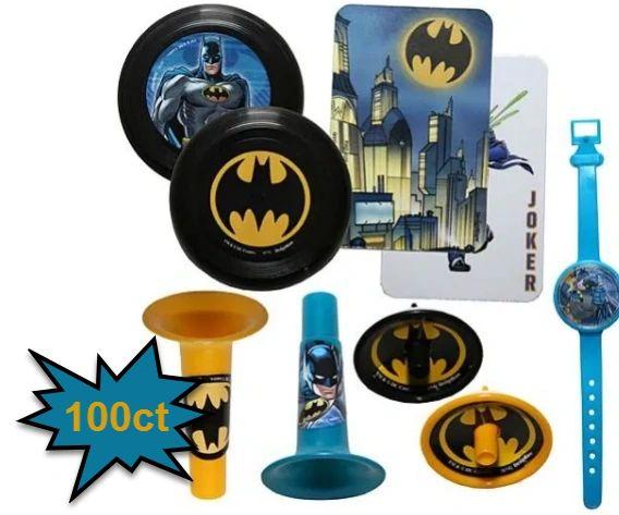 Batman Super Mega Mix Value Pack, 100pcs