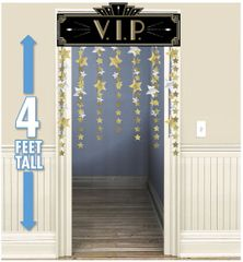 Glitz & Glam Decorative Door Curtain