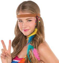 60's Deluxe Hippie Headband