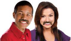 60's Moustaches, 10ct