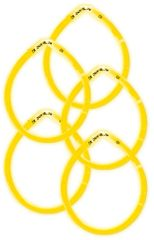 "8"" Yellow Glow Sticks, 5ct"