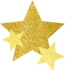 Gold Star Body Jewelry