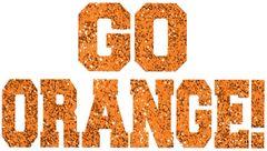 Go Orange Body Jewelry