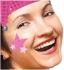 Pink Star Body Jewelry