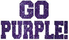 Go Purple Body Jewelry
