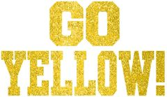 Go Yellow Body Jewelry