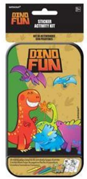 Dinosaurs Sticker Activity Kit