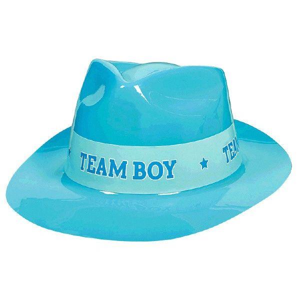 Team Boy Plastic Fedora