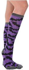 Bat Knee High Socks
