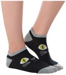 Black Cat Ankle Socks