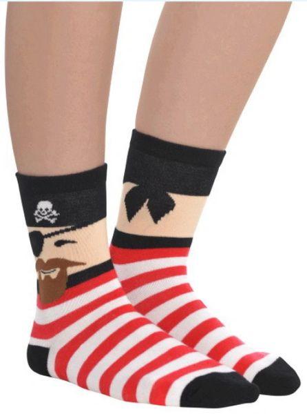Pirate Crew Socks