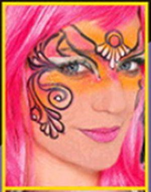 Pink Cream Makeup