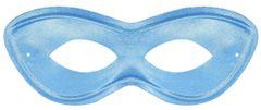 Light Blue Super Hero Mask