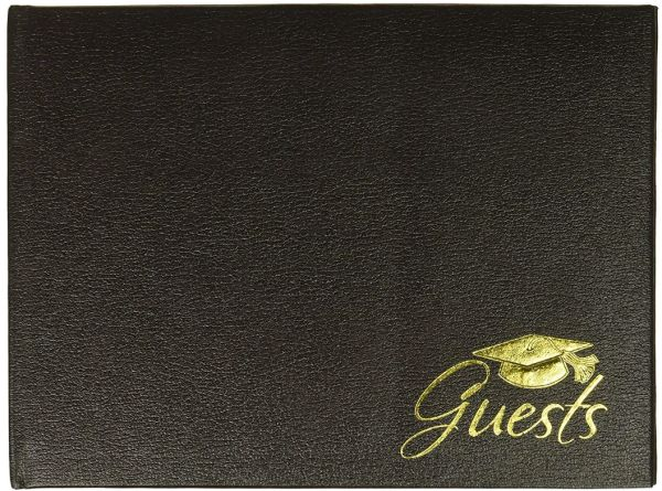 Black Grad Guest Book