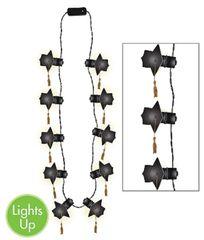 Graduation Light Up Jumbo Necklace