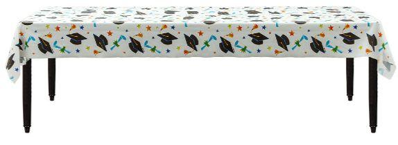 Graduation Plastic Table Roll