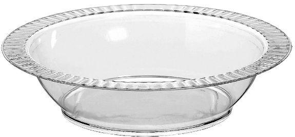 Premium Plastic Bowls - Clear, 12oz - 24ct