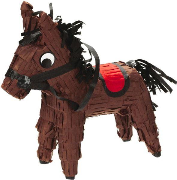 Mini Horse Piñata Decoration