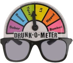 Drunk O Meter Fun Shades®
