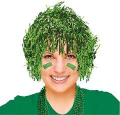 Green Fun Wig