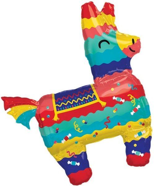"""Fiesta Piñata SuperShape Balloon 33"""""""